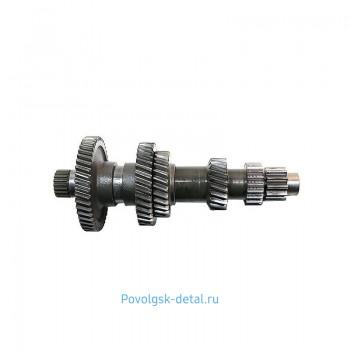 Вал 048 промежуточный КПП-154 в сб. / ПАО КамАЗ 154-1701047