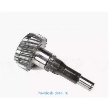 Вал 027 первичный КПП-15 / ПАО КамАЗ 15-1701027