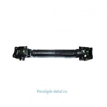 Вал карданный задний 724 мм м/о 5320-2201011