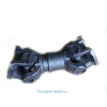 Вал карданный основной (между КПП и РК) (торц. шл.) 408 мм 43114-2202011-01