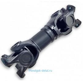 Вал карданный основной (между КПП и РК) (торц. шл.) 600 мм 43118-2202011-10