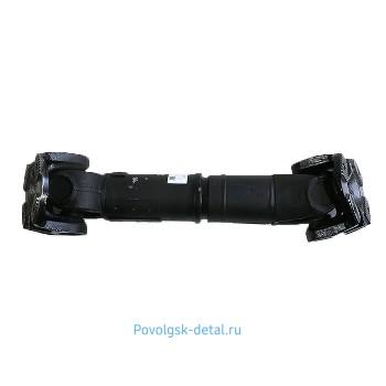 Вал карданный средний (торц. шлицы) 699 мм 43114-2205011