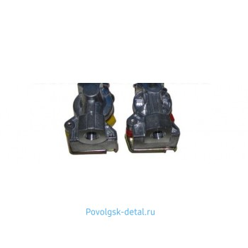 Головка ПАЛМ из 2-х М16*1,5 / аналог 100-3521010