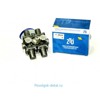 Клапан защитный 4-х / ZTD 100-3515410