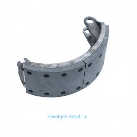 Колодка тормозная в сб. 53229 (литая) 53229-3501090-41