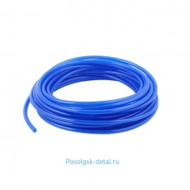 Трубка пневматическая LDPE 8*1мм синяя P=16atm P=16atm