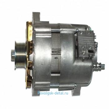 Генератор Евро-2 (80 А) поликлиновый шкив 6582 с/сб. 6582-3701000-04