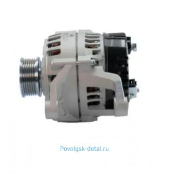 Генератор Евро-2 (80 А) поликлиновый шкив 3142 / ПРАМО 3142-3771