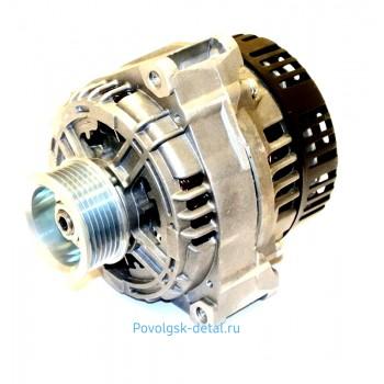 Генератор Евро-3 (80 А) 28 V поликлиновый шкив с/сб. 4542-3771