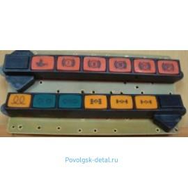 Блок контрольных ламп Евро (к-т 2 шт) 2312-3803010-23/24