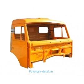 Каркас кабины с высокой крышей без спальника 53205 53205-5000014