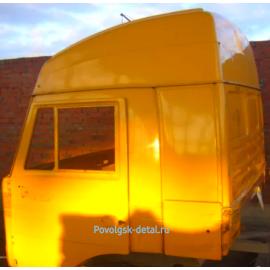 Каркас кабины с крышей макси со спальником 5460-5000014