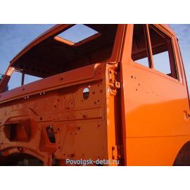 Каркас кабины с низкой крышей без спальника 5320-5000014