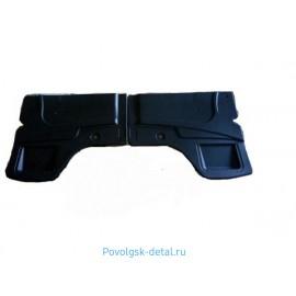 Накладка двери Евро пластик (без ручек) 53205-6101054/055