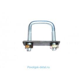 Стремянка рессоры под кабину (М10 х1.2 / L 60 х45) в сб. 5320-5001058