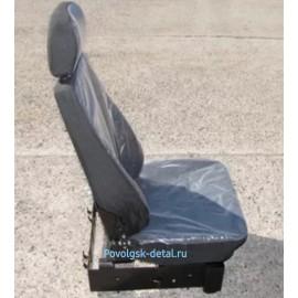 Сиденье пассажирское крайнее с высокой спинкой (с подголовником) с ящиком 53205-6810010