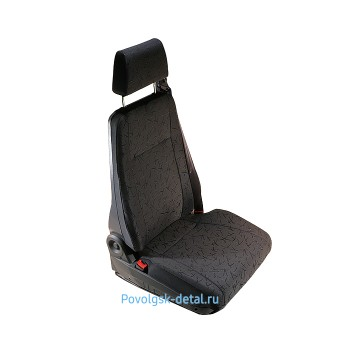 Сиденье водителя в сб. Евро на пневмоподвеске / РИАТ 53205-6800100-01