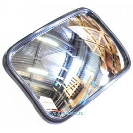 Зеркало бордюрное с кронштейном (252х156) / НУР-ТЕХ 58-8201020