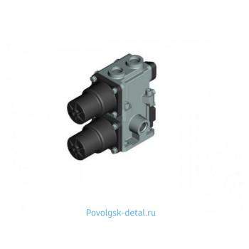 Блок гидрораспределителей кузова 6520 с прицепом 6520-8607200
