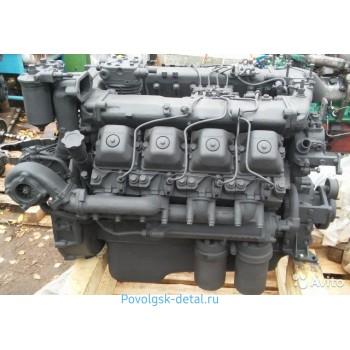 Двигатель со стартером (210л/с) / ПАО КамАЗ 740-1000500-20