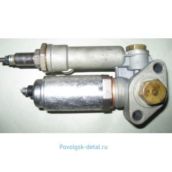 Клапан элек-ный с эл-нагреват. и форс на ПЖД-30 30-1015500