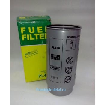 Элемент ФГОТ (Евро 2) PL420 / MANN FILTER 00420-6660659520
