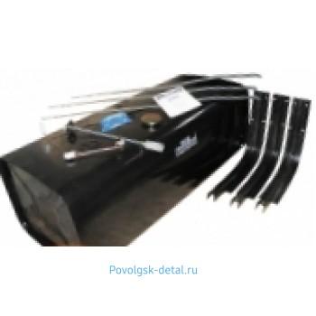 Бак топливный 450л. (660х660х1165) в сб. / КМЗ 5320-1101010-40
