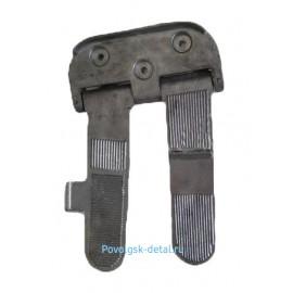 Блок педалей в сб. с подпятником с/о 5320-1111514-10
