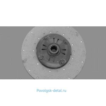 Диск сцепления ведомый феррадо МАЗ 131 задний / с/сб. 236-1601131