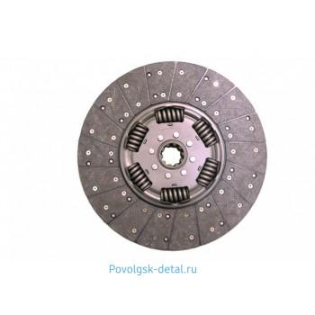 Диск сцепления ведомый МАЗ-4370 / ZTD 1878079306