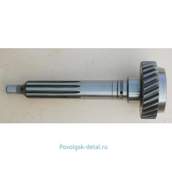 Вал 030 первичный КПП на двигатель 238ДЕ2 (усиленный) 2381-1701030