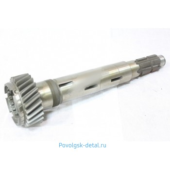 Вал 103 вторичный КПП МАЗ 238-1701103-Н