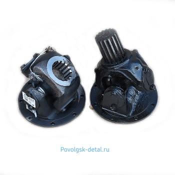 Вал карданный КрАЗ (из 2-х) промежуточный 255-2202010/45