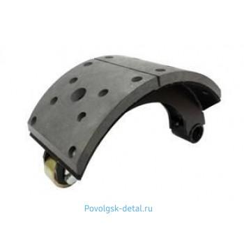 Колодка тормозная МАЗ 5440 передняя правая 5440-3501090