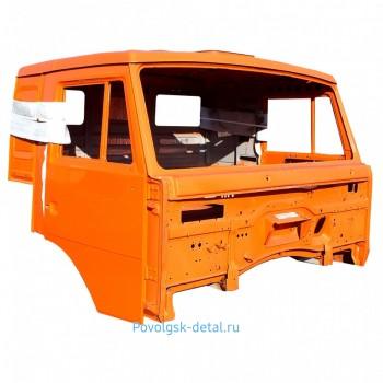 Каркас кабины с низкой крышей со спальником 5410-5000014