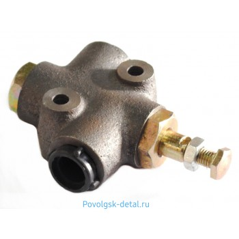 Клапан ограничительный опрокидывающего механизма 5511-8614010