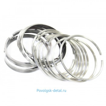 Кольца поршневые черно-белые Евро-3 / ПАО КамАЗ 740.60-1000106-02