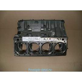 Блок цилиндров двигателя Евро под Яросл.ТНВД / ПАО КамАЗ 740.21-1002012