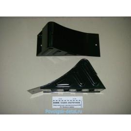 Башмак противооткатный метал (без кронштейна) / РОСТАР 53205-3927010СБ
