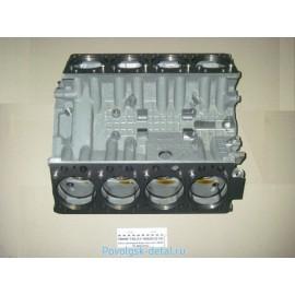 Блок цилиндров двигателя Евро под ТНВД BOSCH / ПАО КамАЗ 740.21-1002012-10