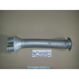 Металлорукав 5320 гофра (без тройника) 5320-1203012