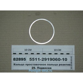 Кольцо проставочное на РМШ 5511-2919060-10