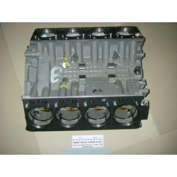 Блок цилиндров двигателя / ПАО КамАЗ 740.21-1002012-20